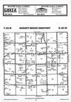 Map Image 029, Crow Wing County 1987 Published by Farm and Home Publishers, LTD